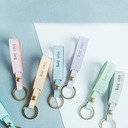Bridesmaid Gifts - Personalized Fashion Alloy Keychain