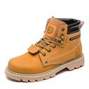 Men's Real Leather Casual Men's Boots