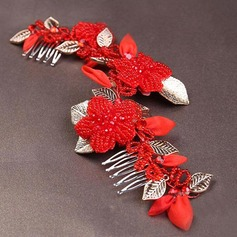Special Crystal/Alloy Combs & Barrettes