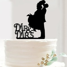 Acrylic Cake Topper (119069780)
