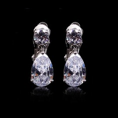 Gorgeous Zircon Women's/Ladies' Earrings