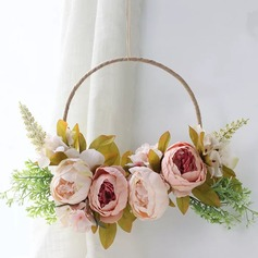 Classic/Nice Lovely/Round Artificial Flowers Wedding Ornaments