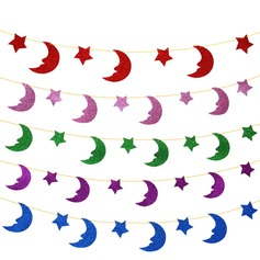 """Moon and Star"" Sponge Banner"