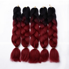 Straight Synthetic Hair Braids (Sold in a single piece) 100g