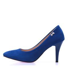 De mujer Ante Tacón stilettos Salón Cerrados con Otros zapatos