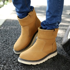 Men's Suede Casual Men's Boots