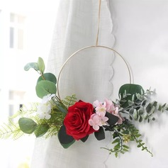 Classic/Nice Round/Eye-catching Artificial Flowers Wedding Ornaments