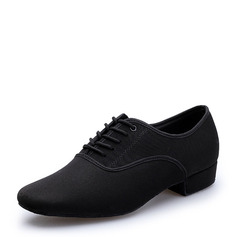 Men's Canvas Latin Practice Dance Shoes