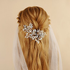 Ladies Exquisite Rhinestone Headbands With Rhinestone (Sold in single piece)