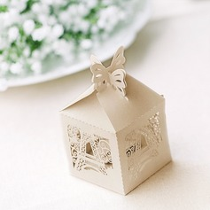 Eiffel Cuboid Favor Boxes