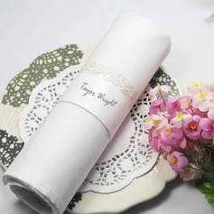 Floral Cut-out Napkin Rings  (122039057)
