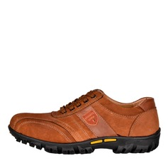 Men's Suede Lace-up Casual Work Men's Oxfords