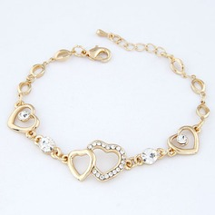 Chic Alloy With Rhinestone Girls' Bracelets & Anklets