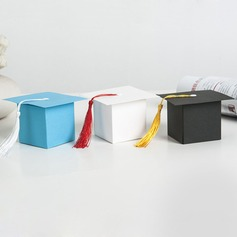 Creative/Lovely Other paper Favor Boxes With Tassels