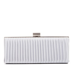 Elegant Satin/Metal Clutches