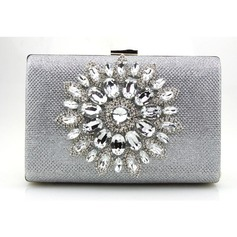 Classical Acrylic Clutches/Wristlets
