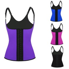 Polyester Adjustable Straps Shapewear