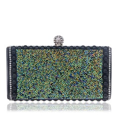 Gorgeous Polyester Clutches/Wristlets