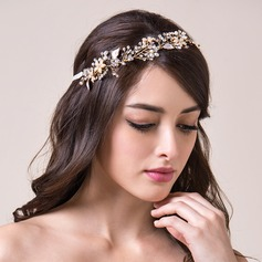 Stylish A Level Rhinestone/Rock Crystal Quartz Headbands