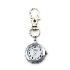 Classic Vintage Style Stainless Steel Keychains/Watches