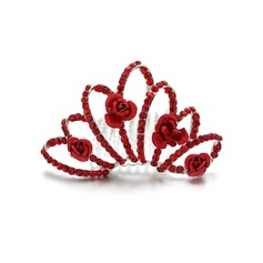 Alloy With Rhinestones Combs & Barrettes