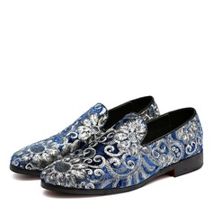 Men's Canvas Casual Men's Loafers