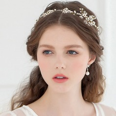 Eye-catching Imitation Pearls Headbands