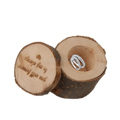 """you will forever be my always""/Shabby Rustic Wood Favor Boxes/Gift Box"