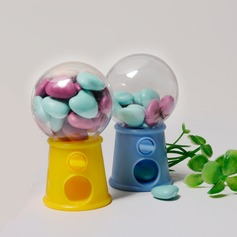 Elegant/Round Other Plastic Candy Jars and Bottles