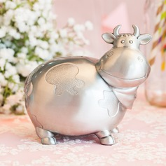 10cm*7cm*9cm Lovely Cow Shaped Money Box