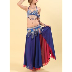 Women's Dancewear Polyester Belly Dance Outfits