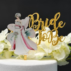 Love Is Sweet/Happy Anniversary Acrylic Cake Topper (Sold in a single piece)