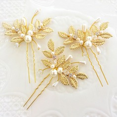 Beautiful Copper Hairpins (Set of 2)