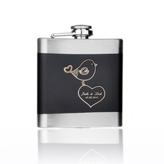 Personalized Bird Design Stainless Steel 160ml(6-oz)