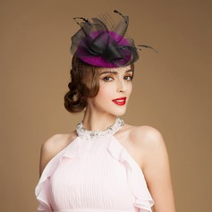 Horse Racing Net Yarn/Wool Fascinators/Hats