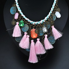 Beautiful Alloy Women's Fashion Necklace (Sold in a single piece)