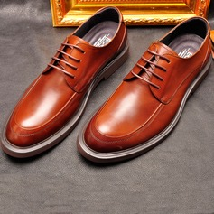 Men's Lace-up Derbies U-Tip Dress Shoes Men's Oxfords