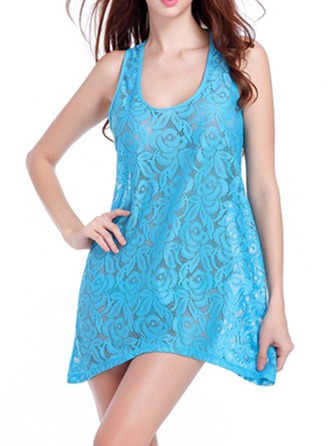 Beautiful Polyester Nylon Cover-ups