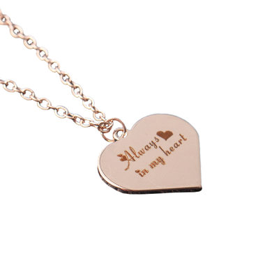 Bridesmaid Gifts - Personalized Beautiful Alloy Necklace