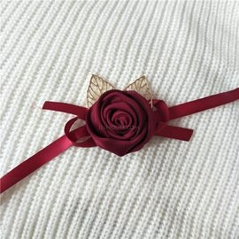 Satin Wrist Corsage (Sold in a single piece) - (123185656)