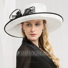 Ladies' Fashion/Glamourous/Unique/Eye-catching/High Quality/Artistic Cambric Beret Hat/Kentucky Derby Hats (196178750)