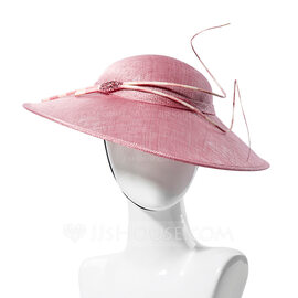 Ladies' Unique/Exquisite/Eye-catching Cambric Kentucky Derby Hats