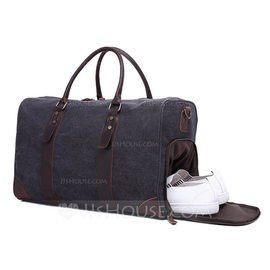 Groomsmen Gifts - Classic Canvas Duffle Bag (258176119)