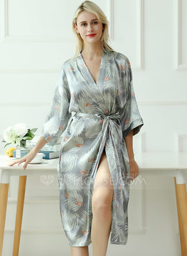 Bride Bridesmaid Floral Robes (248178692)