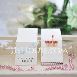 """Personalized """"Love"""" Hard Card Paper (Set of 50) (118031607)"""