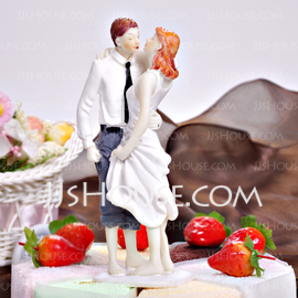 """Sweet Moment"" Cake Topper (122036198)"