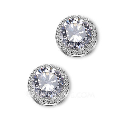 Bride Gifts - Classic Zircon Jewelry