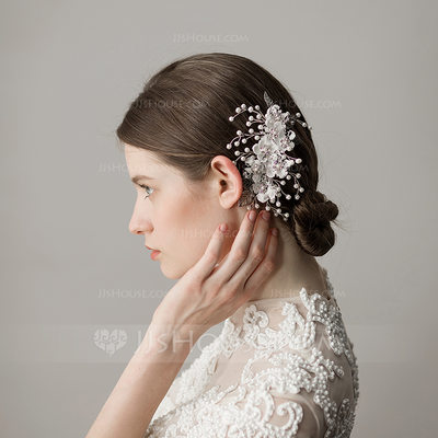 Gorgeous Lace Hairpins (Sold in single piece)
