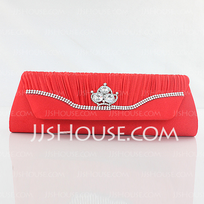 Elegant Silk Clutches