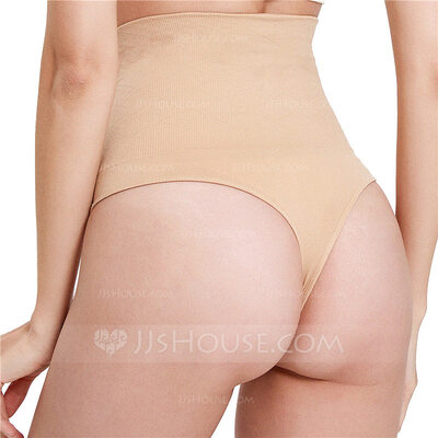 Simple And Elegant Chinlon/Nylon Panties